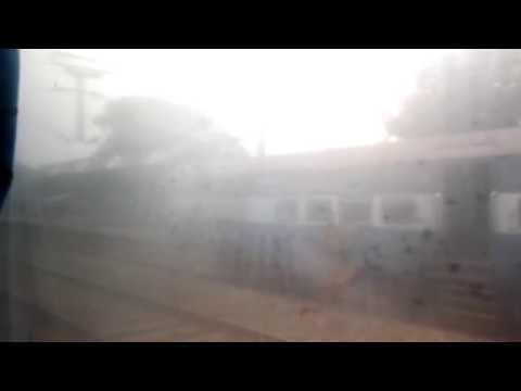 Chandil Jn. Departure (Onboard Tata Danapur Express)
