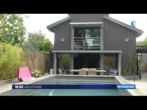 "France 3 : Reportage 19/20 Aquitaine ""Tendance Loft"""