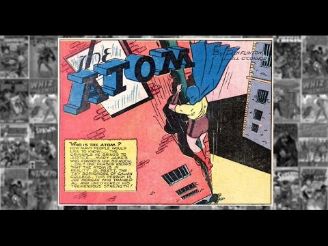 The Atom: All Star Comics #30