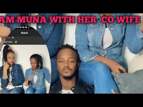 Download AM MUNA MEETS HER CO WIFE