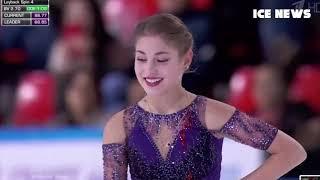 Алёна Косторная одержала ПОБЕДУ Загитова вторая Гран При Франции 2019