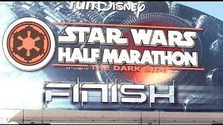 Star Wars Show at Star Wars Half Marathon – The Dark Side | runDisney | Walt Disney World
