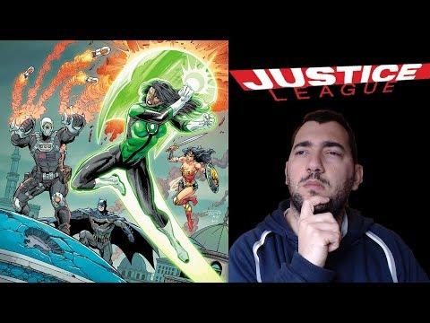 Paura Vera - Justice League #22