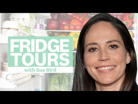 WNBA Star Sue Bird's Must-Have Foods and Favorite Snacks | Fridge Tours | Women's Health