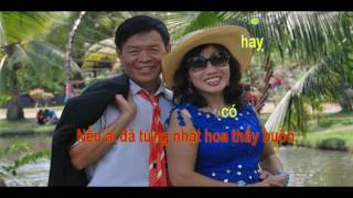 Noi Buon Hoa Phuong Karaoke GuiTar Nguyen Dang nhac Thanh Son