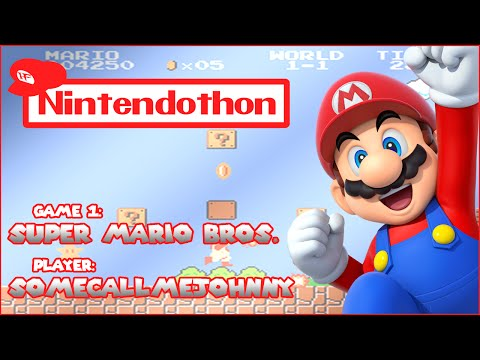 The HFC Nintendothon: Helping Everyone To Have Peace of Mind! [#1: Super Mario Bros]