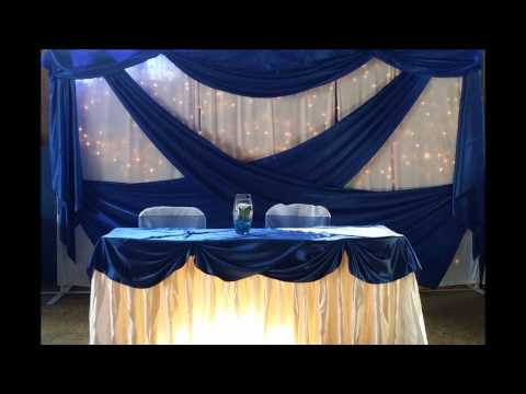 Table Linen Rentals Waukegan Review | 224-338-5171