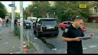Постраждалі в масштабній ДТП у Києві досі не знають хто призвідник аварії