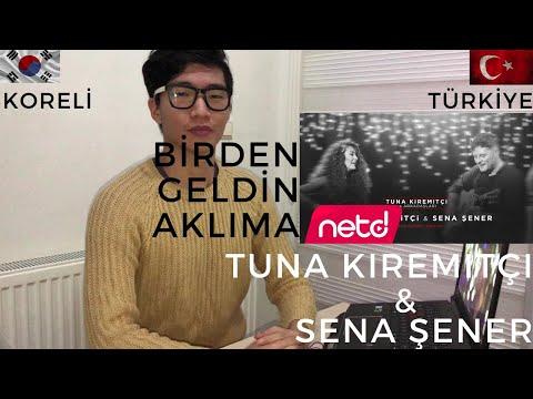 Tuna Kiremitçi & Sena Şener - Birden Geldin Aklıma | Tepki Video | Reaction Video