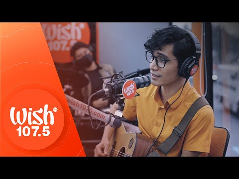 """Ethan Loukas performs """"I Mean Love"""" LIVE on Wish 107.5 Bus"""