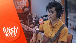 "Ethan Loukas performs ""I Mean Love"" LIVE on Wish 107.5 Bus"