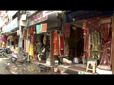 Hyderabad's favourite market - Charminar bazaar