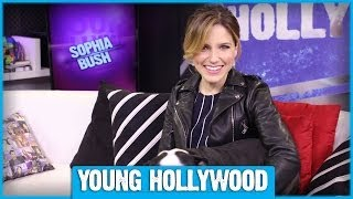 Sophia Bush On Law Enforcement Training For Chicago Pd