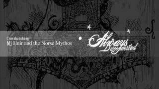 Drawing! ~ Mjölnir and the Norse Mythos