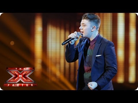 Nicholas McDonald sings The Climb by Miley Cyrus - Live Week 7 - The X Factor 2013
