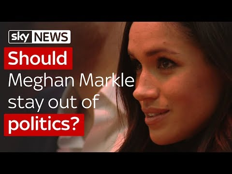 Public back Meghan Markle to be outspoken