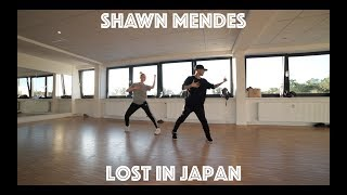 Shawn Mendes - Lost In Japan | Dance | Choreography by Hai | Class Video