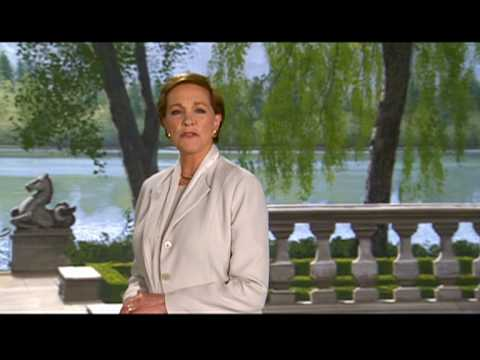 Julie Andrews intro on The Sound of Music DVD