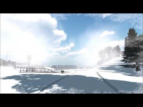 Virtual Salpausselkä, Lahti 2017 FIS Nordic World Ski Championships venue