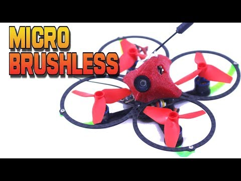 Is brushless ALWAYS better vs Tinywhoop! Bee Bee 66 micro drone review