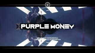 "Mero x Eno x Sero el Mero x Type Beat| MiGB ""Purple Money"" | Energetic/Deep/Trap/Instrumental"