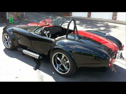 Thanh niên Đắk Nông tự chế xe thể thao Shelby Cobra 427