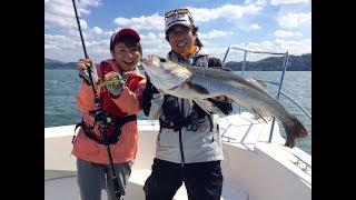 今回は関東ロケ。広瀬達樹さんと釣女ちゃこが、横浜より出船してのコノ...