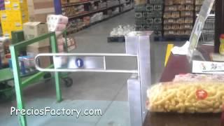 Portillo automatico