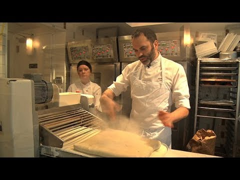 Sweet Creations - Frenchy Pastry Chef Dominique AnselI Japan Interview (2017)