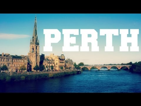 ◄ Scottish Town - Perth ►