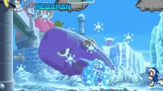 Retro Shorts #7: Megaman - The Power Battle (Arcade) [HD] 1/3