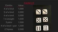 How To Play Farkle