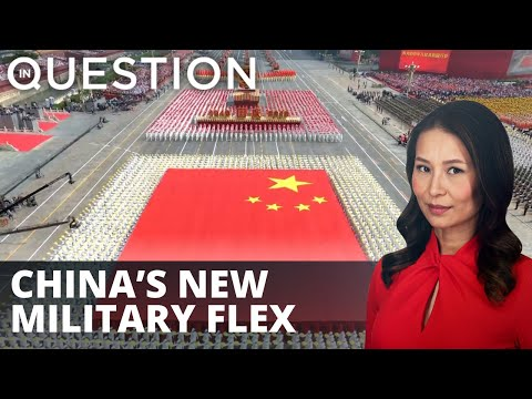 China wows world with air show aerobatics