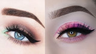 Cute Eye Makeup & Eyeliner Ideas Compilation | Amazing Eye Makeup Tutorials Compilation