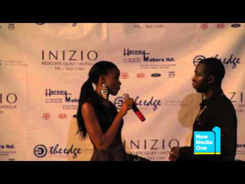 Antigua Carnival 2012- Queen of Carnival -- Interview - Ranee Laronde, Delegate #3