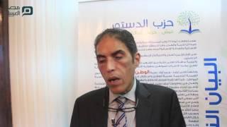مصر العربية   خالد داود: المعارضة أصبحت جريمة ولم نقم بالثورة للتركز السلطة في يد طرف واحد