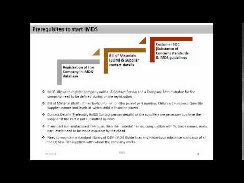 IMDS - YouTube
