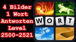 4 Bilder 1 Wort - Level 2500-2521 - Löse 5 Rätsel, in denen Handwerker zu sehen sind! - Lösungen