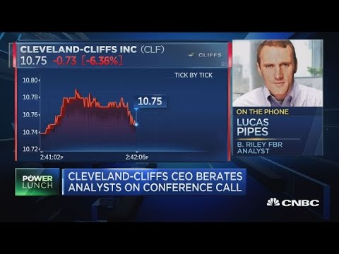 Cleveland-Cliffs CEO Was Likely Irritated By Stock Price Move After Earnings, Says Analyst On The Ca