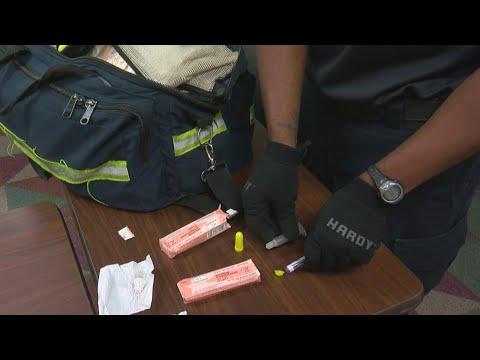 A Look At Minneapolis Firefighters' Latest Lifesaving Tool