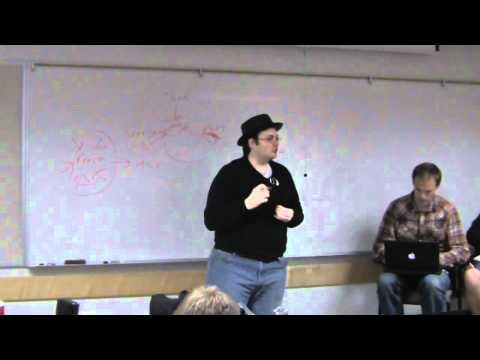 Brandon Sanderson Lecture 2: What makes a good plot (1/5)
