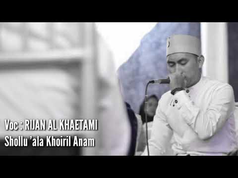 shollu-'ala-khoiril-anam---santri-al-kahfi