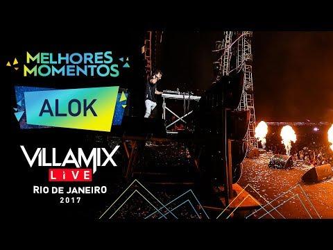 Melhores Momentos - Alok - Villa Mix Rio de Janeiro   Ao Vivo