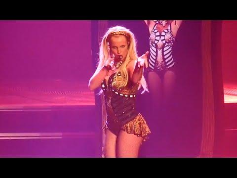 Britney Spears - I Wanna Go December 30th, 2014 [DVD]
