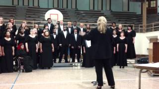 Go Down in the Valley and Pray! - Case High School Concert Choir