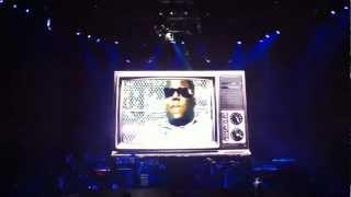 Jay Z Tribute to Biggie