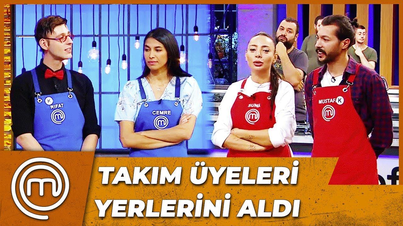 Takım Seçimi Yapıldı | MasterChef Türkiye 37.Bölüm