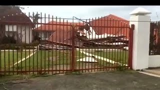 Tonga survives Cyclone Gita without fatalities, but parliament and many homes destroyed
