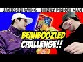 Got7 Jackson HATES me after this! Jackson vs Prince Mak BEAN BOOZLED CHALLENGE!