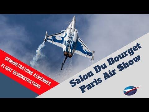 [LIVE] Démonstrations Aériennes : Salon du Bourget